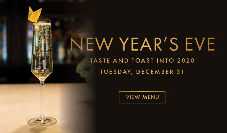 Taste & Toast into 2019 with New Year's Eve in Downtown Buffalo