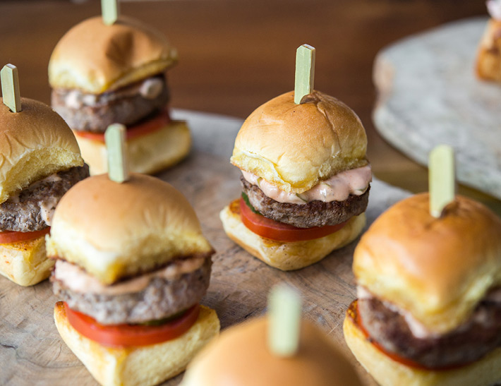 Sliders | Restaurants in Downtown Buffalo, NY