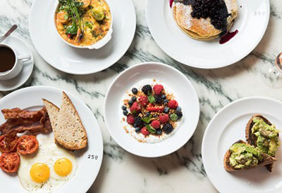 America's Favorite Cities for Brunch