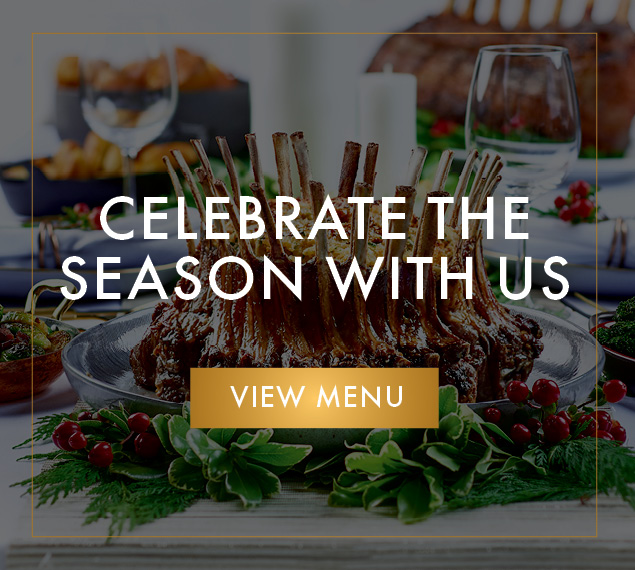 View Menu | Celebrate the Season with Us at Patina 250 in downtown Buffalo, NY