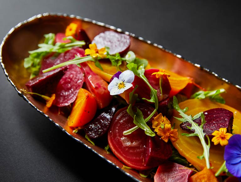 Beet Salad | Catering & Wedding Menu Options