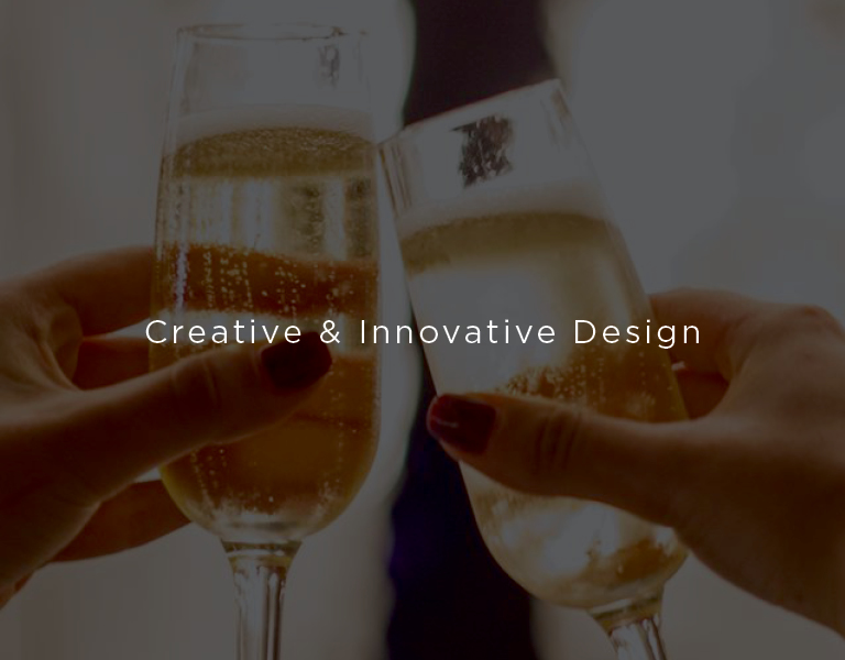creative and innovative design