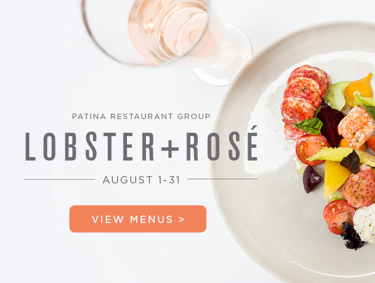 Lobster and Rose