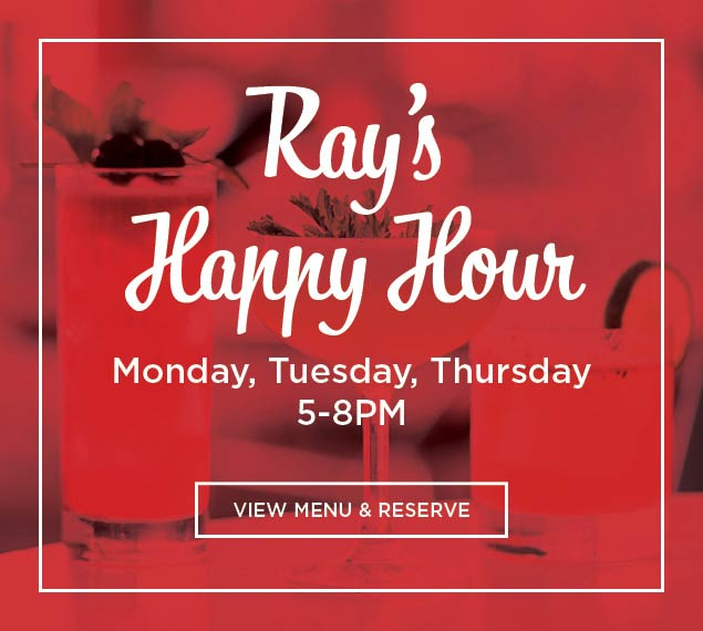 View Happy Hour Menu