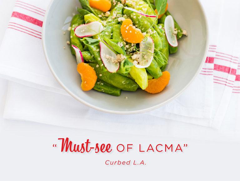LACMA Restaurants