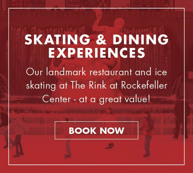 Book Your Dining & Skating Experience Now