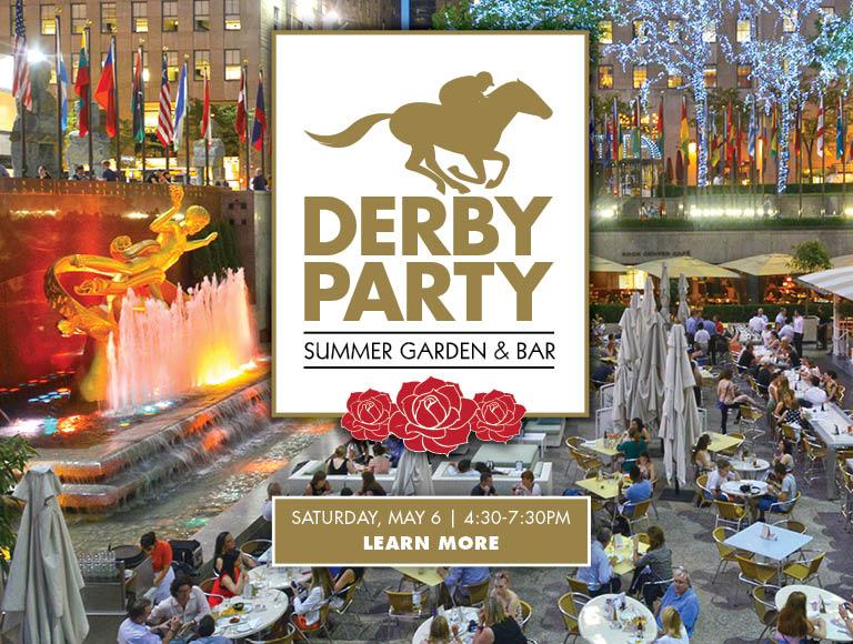 Derby Party at Summer Garden & Bar