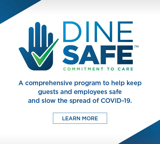 Dine Safe   Commitment To Care