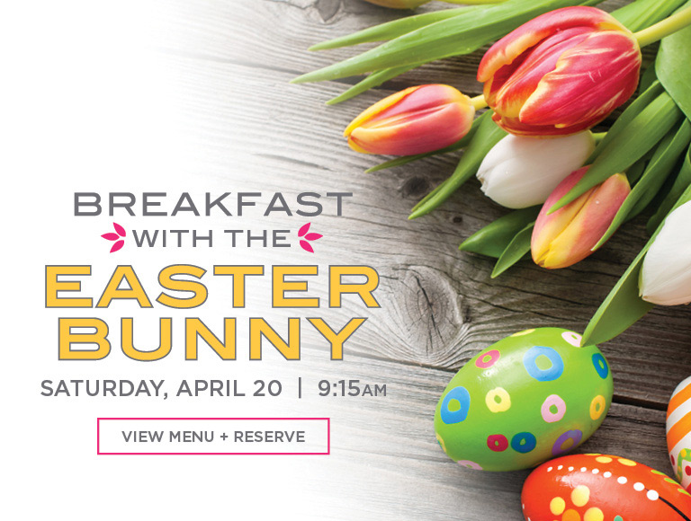 View menu & reserve now for Breakfast with the Easter Bunny | Saturday, April 20 | Macy's Herald Square