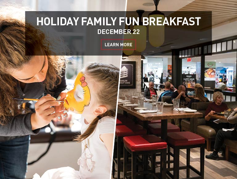 Learn More About Holiday Family Breakfast at Rowland's December 15 & 22, Macy's Herald Square Restaurant