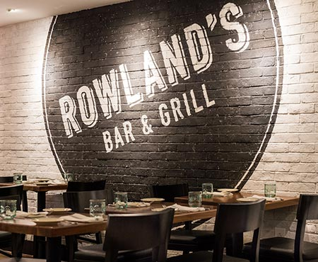 Rowland's Catering
