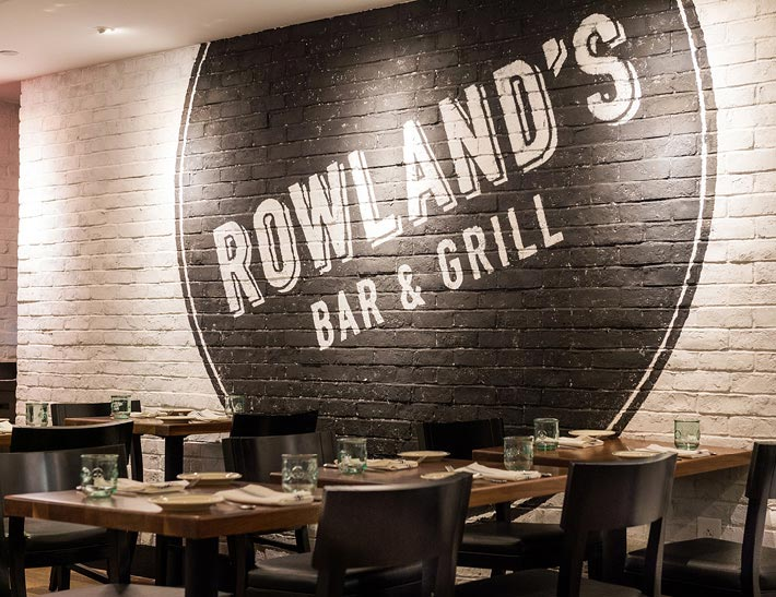 Rowland's Bar & Grill Private Events NYC