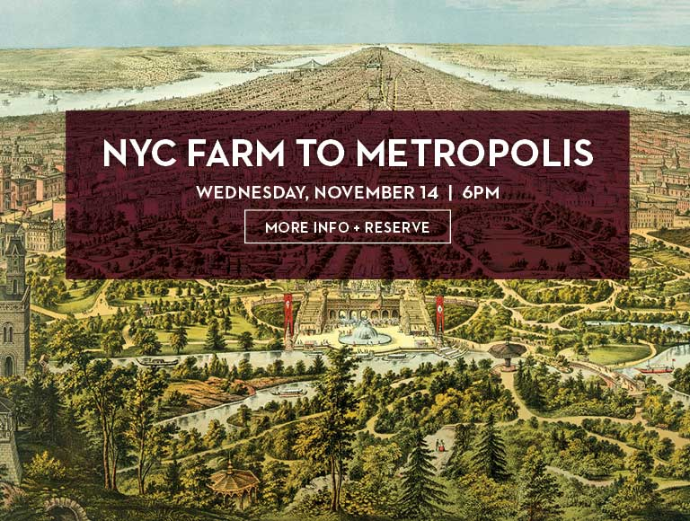 Get more information & reserve for NYC Farm to Metropolis, November 14 | 6pm