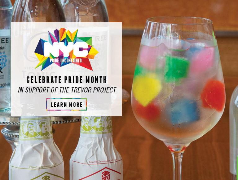 Learn More | Celebrate Pride Month in Support of the Trevor Project
