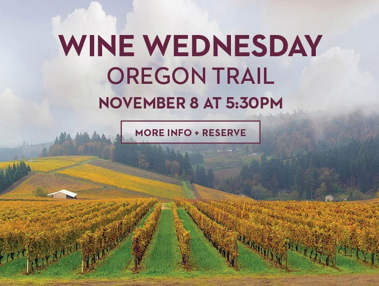 Wine Wednesdays at State Grill and Bar