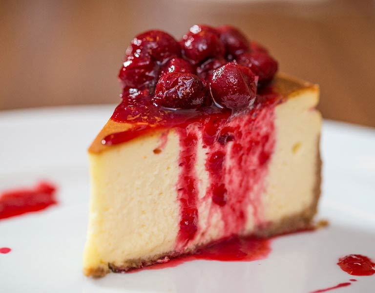 cheesecake, dessert restaurant, Midtown New York City
