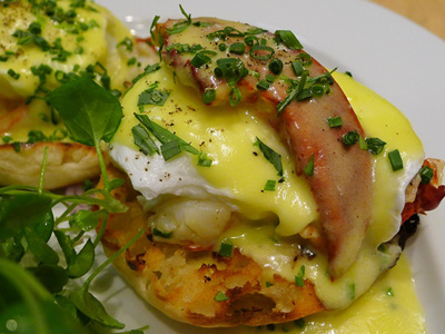 NYC's newest power breakfast players go beyond eggs Benedict