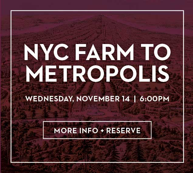Reserve Now for NYC to Metropolis Dinner