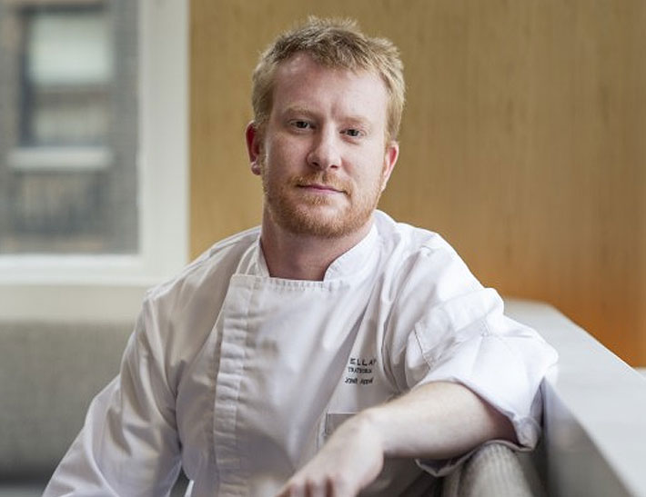Executive Chef Jarett Appell