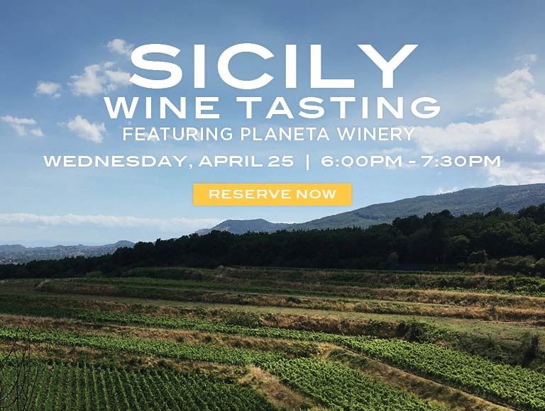 Sicily Wine Tasting, Midtown NYC