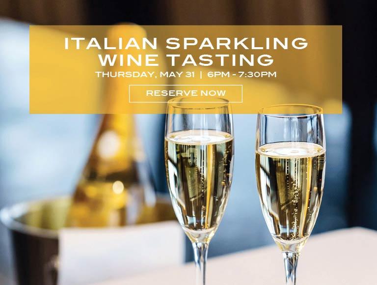 Italian Sparkling Wine Tasting, NYC