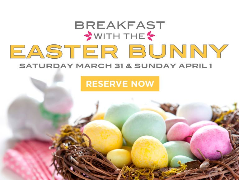 Breakfast with the Easter Bunny 2018 NYC