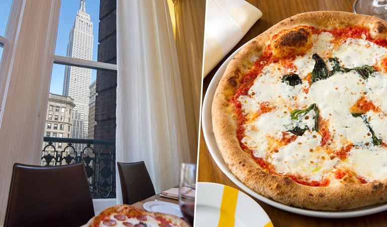 Empire State Building | Pizza