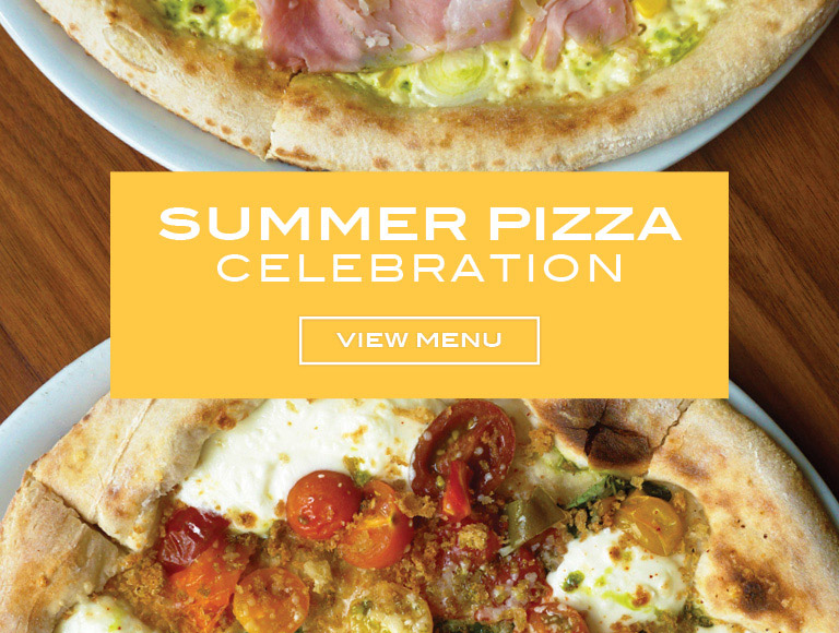 View Menu | Summer Pizza Celebration at Stella 34 near Madison Square Garden