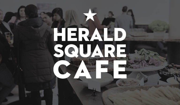 Herald Square Cafe | NYC Macy's Private Event Space