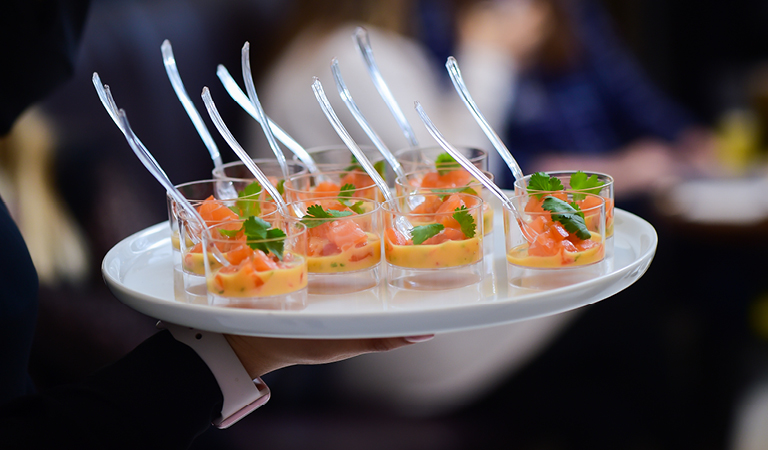 Passed appetizers | NYC Macy's Private Event Space