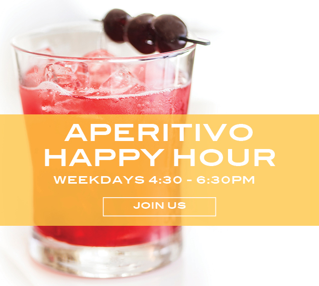 Aperitivo Happy Hour