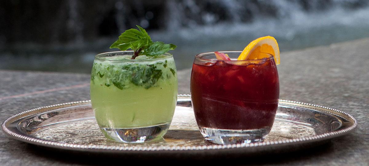 Summer Garden & Bar | Outdoor Rockefeller Center Restaurant