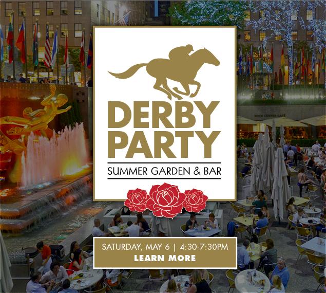 Kentucky Derby Party at Summer Garden & Bar