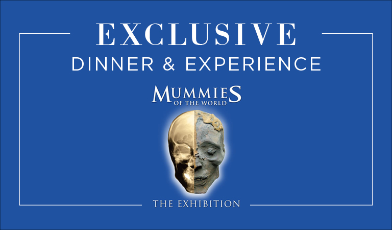 Mummie Dinner and Experience