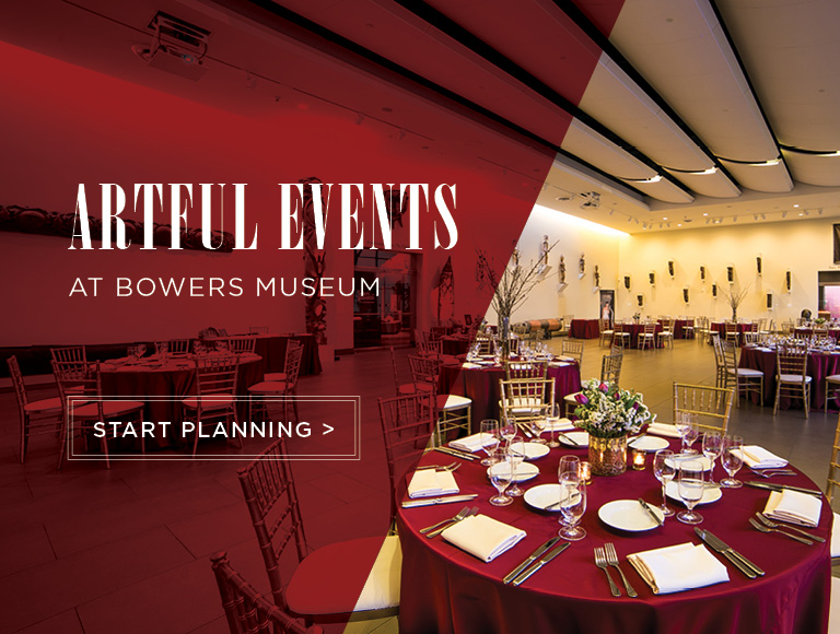 Special Events at Bowers Museum