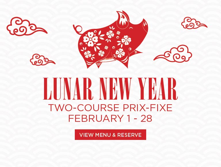 View Menu & Reserve now for 2-Course Prix-Fixe Lunar New Year dinner | Orange County Dining