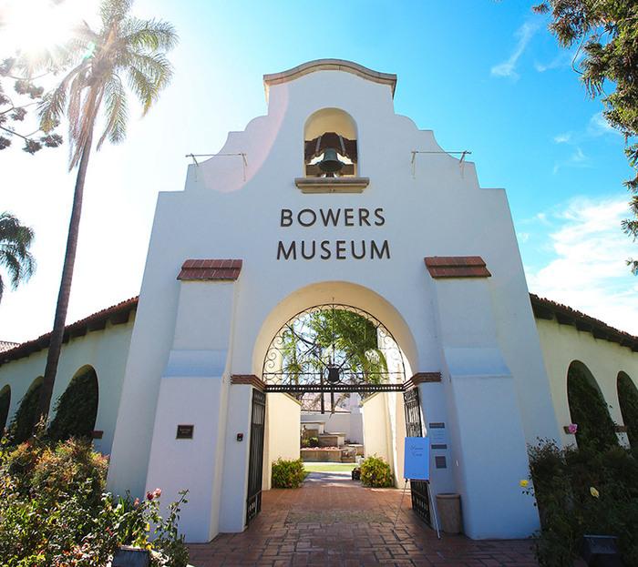 Bowers Museum Restaurant