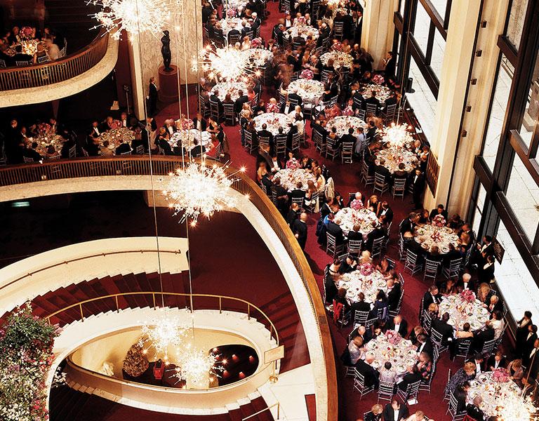 Restaurant near Lincoln Center