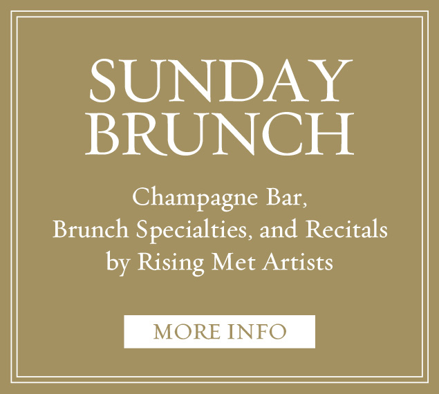 Sunday Brunch click to learn more