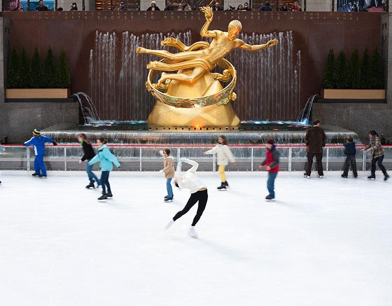 Skating Rink NYC