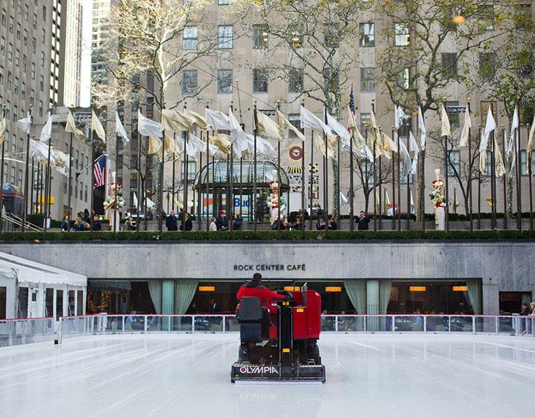 Rockefeller Skating Rink