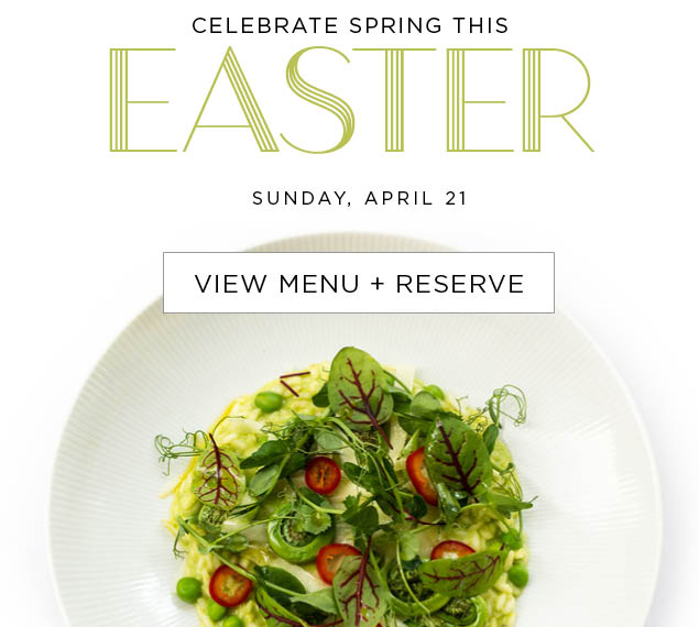 Click to view Easter Menu