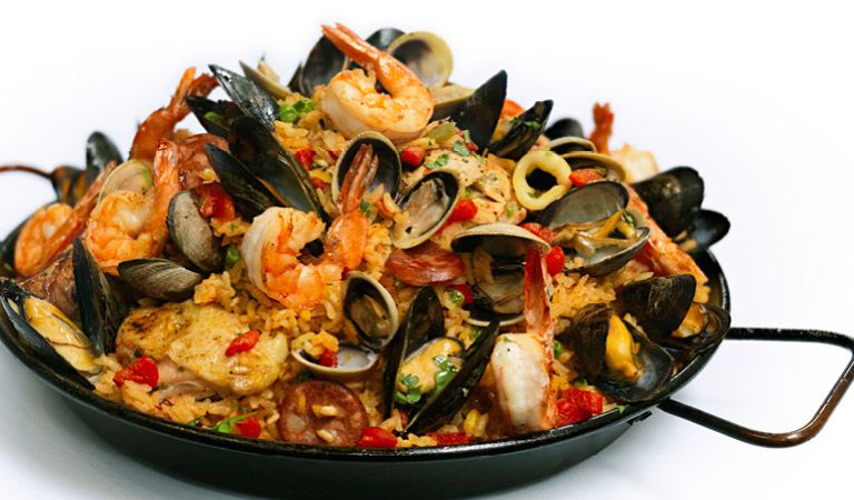 The Sea Grill Paella