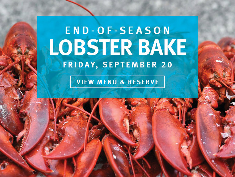 View Menu & Reserve | End-of-Season Lobster Bake at The Sea Grill in Rockefeller Center in NYC on Friday, September 20