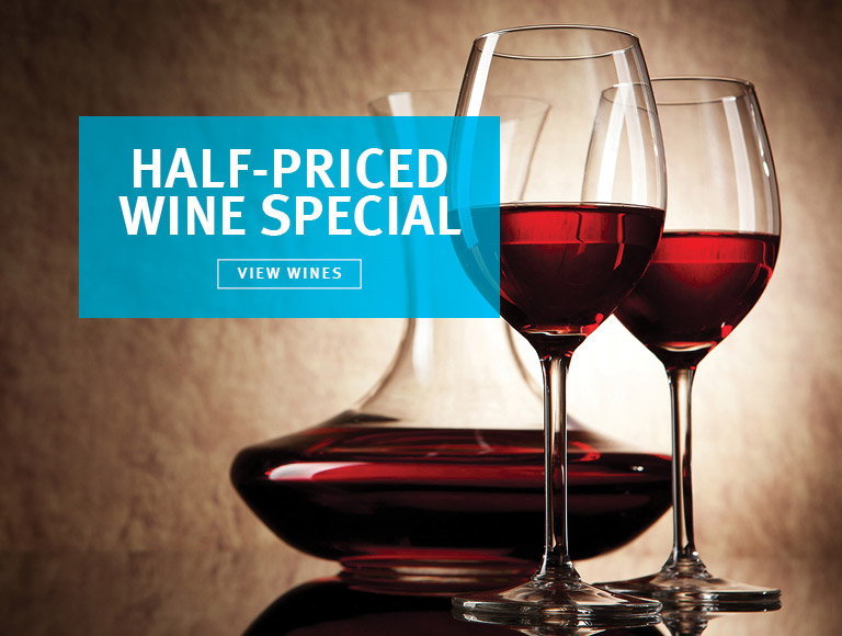 View Wines | Half-Priced Wine Special at The Sea Grill in Rockefeller Center