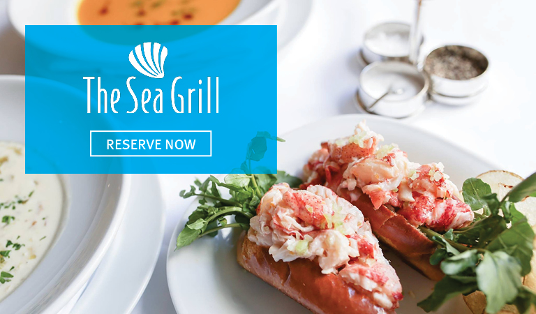 Reserve Now at The Sea Grill in New York, NY