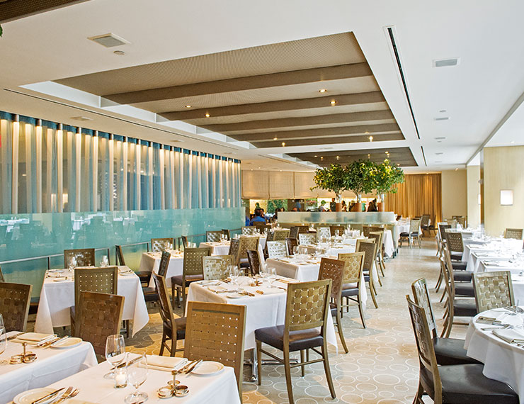 Private Dining At Rockefeller Center