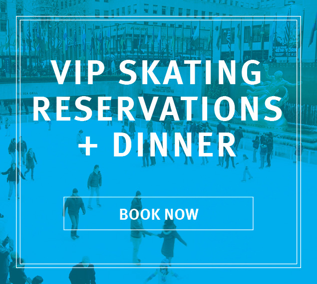 Book Your Dinner & Skating Package Today