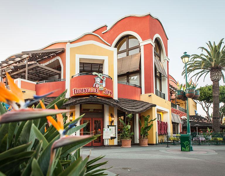 Restaurant near Disneyland