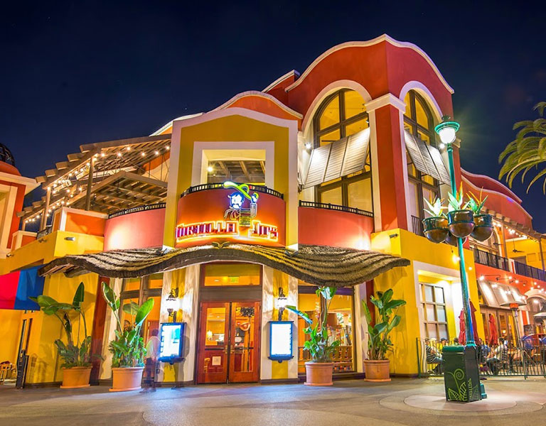 Restaurant at Downtown Disney